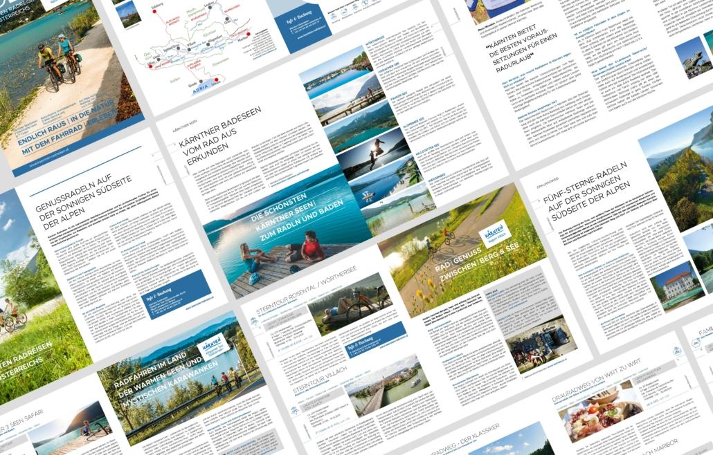 Kärnten Radreisen Journal