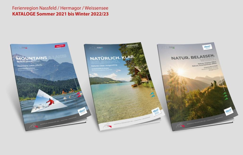 Nassfeld Katalog